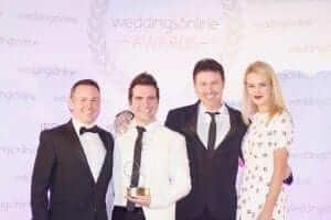 weddings online awards 2017
