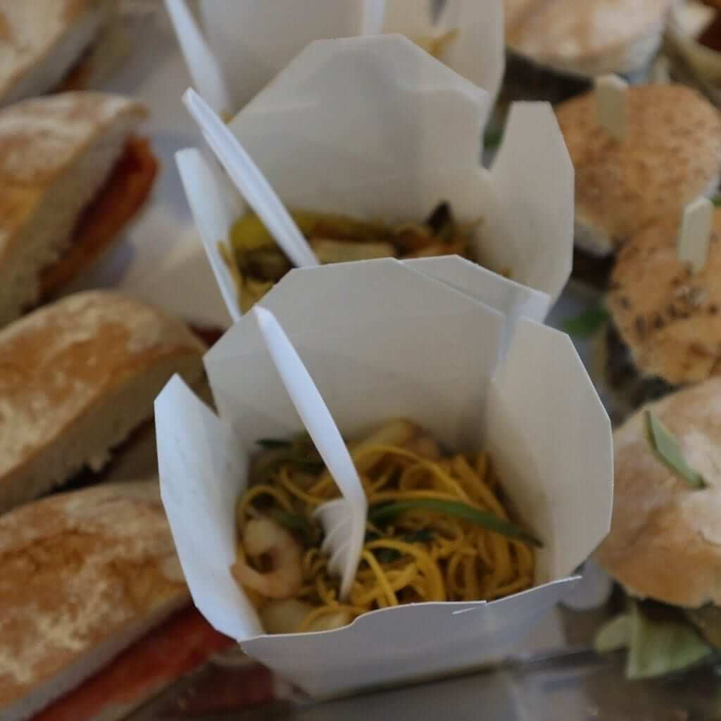Evening Noodle Box