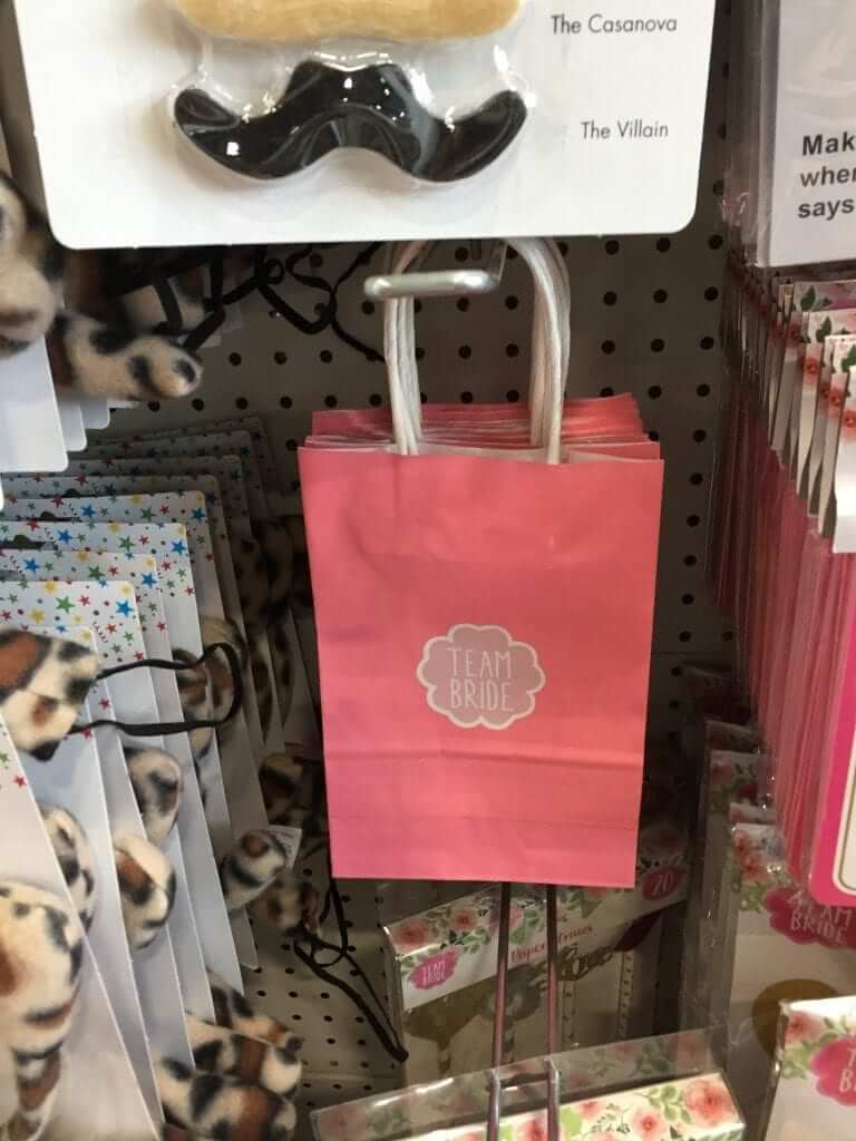 Hen Party Goodie Bags
