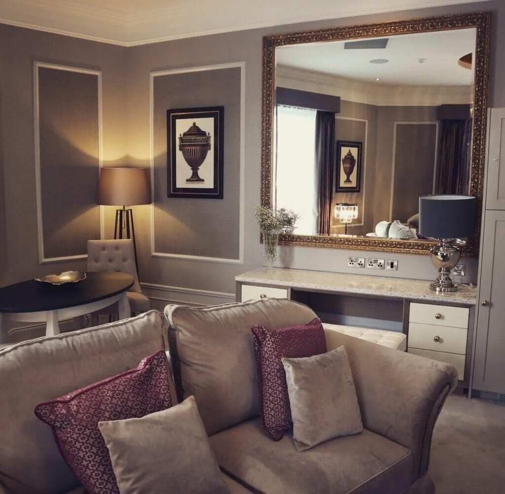 Bridal Suite Lounge