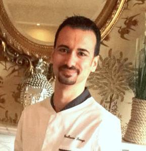 Executive Head Chef Guillaume Lerays