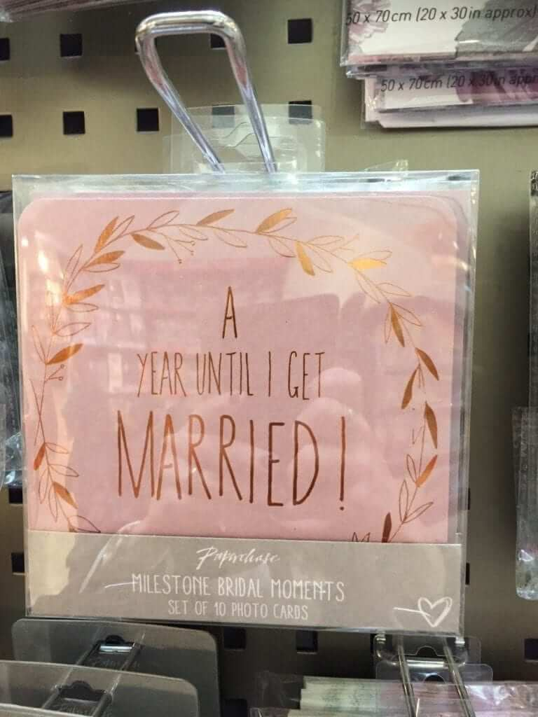 Arnotts wedding stationary