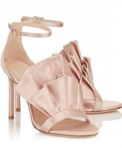 Jimmy Choo - Kami 100 Dusty Rose Blush Shoe