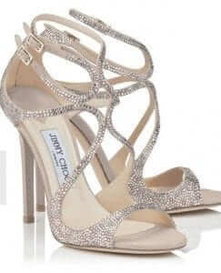 Jimmy Choo - Lance Dusty Rose Blush Shoe