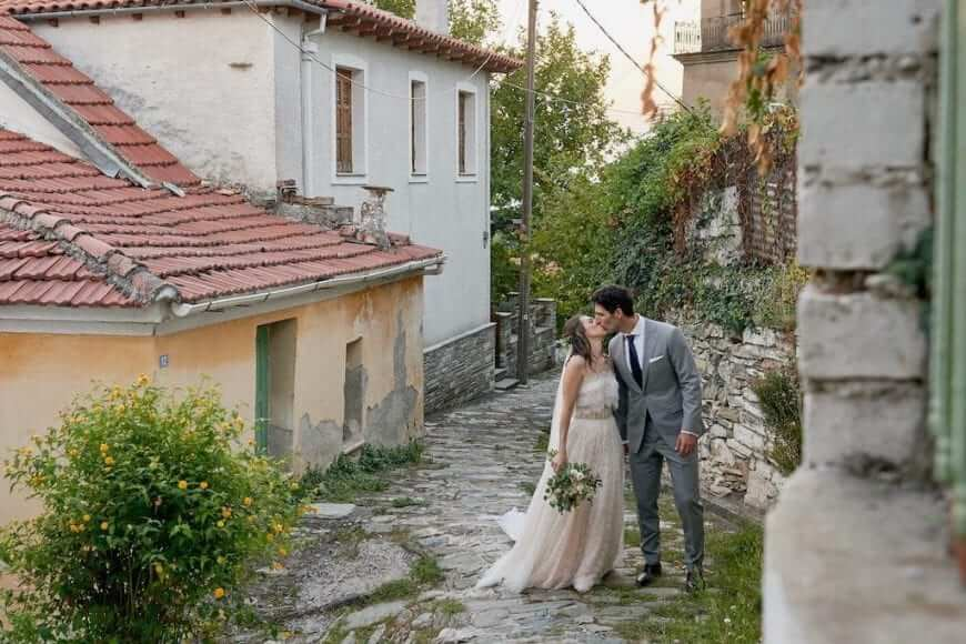 Kassiani and Antonis wedding