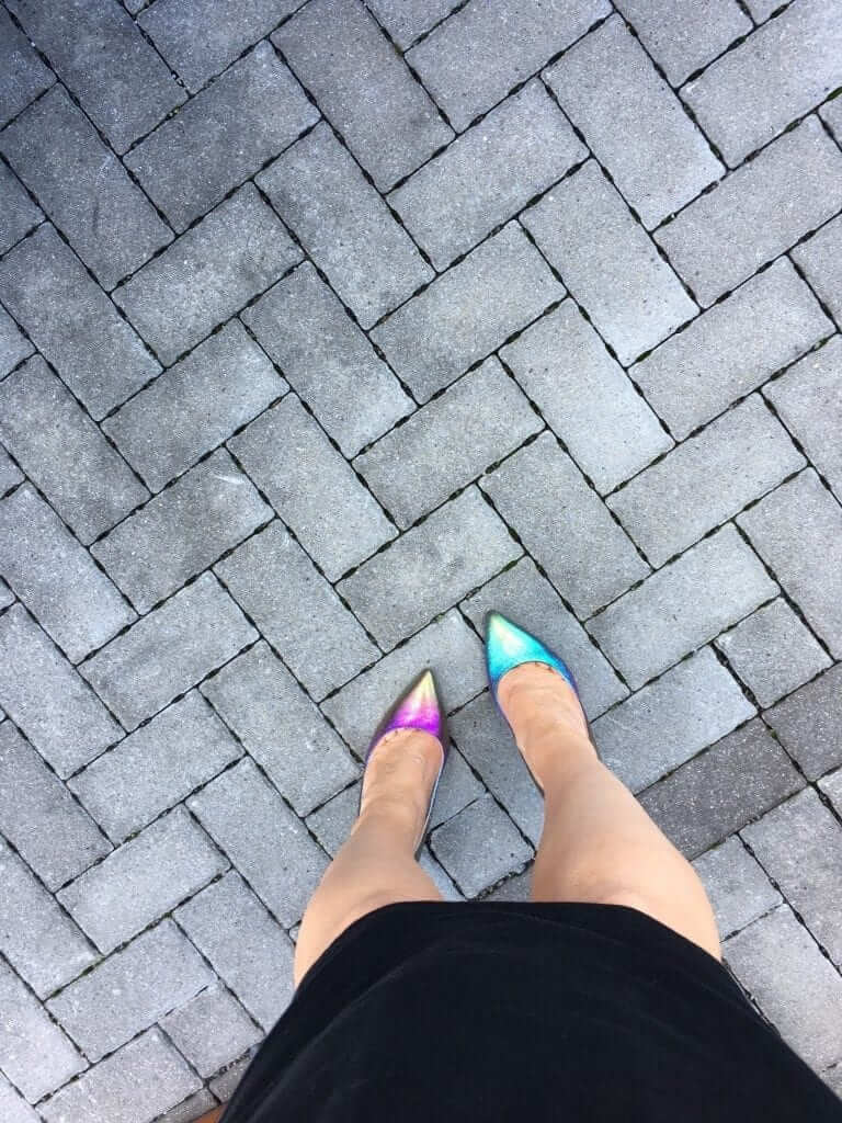 Shoes by Faith Debenhams