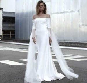 rime arodaky new york bridal fashion week
