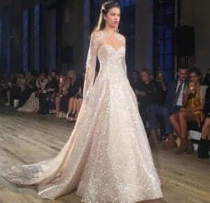 Rita Vinieris new york bridal fashion week