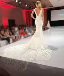 Enzoani new york bridal fashion week