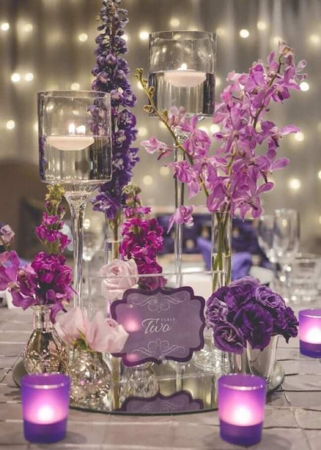 2018 Wedding Trend Ultra Violet Irish Wedding Blog