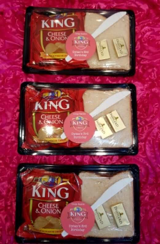 Carolyn's Sweets - King Crisp Sandwiches