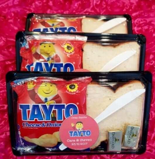 Carolyn's Sweets - Tayto Crisp Sandwiches