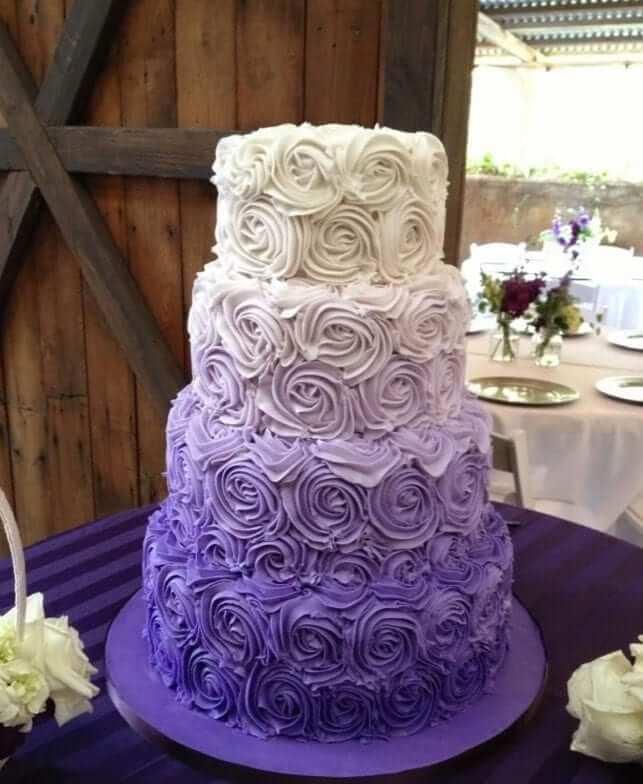 ultra violet pantone wedding