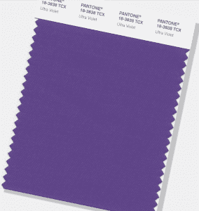Pantone Wedding Colour of the year 2018