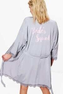 bride pyjamas