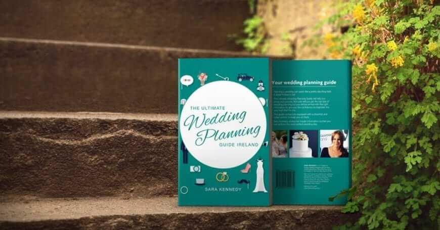 Book The Ultimate Wedding Planning Guide Ireland Irish Blogirish Blog