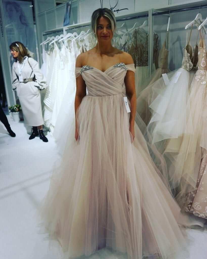 hayley paige london bridal week 2018