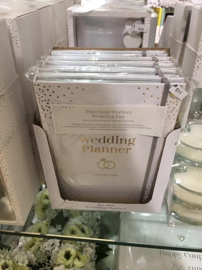 Next wedding decor