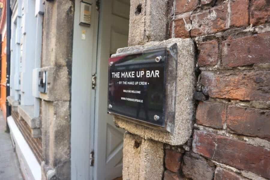 reviews make up bar temple bar
