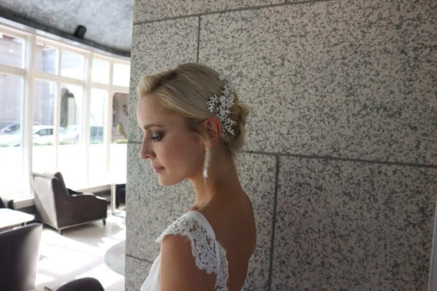 wedding looks on xpose sara kennedy
