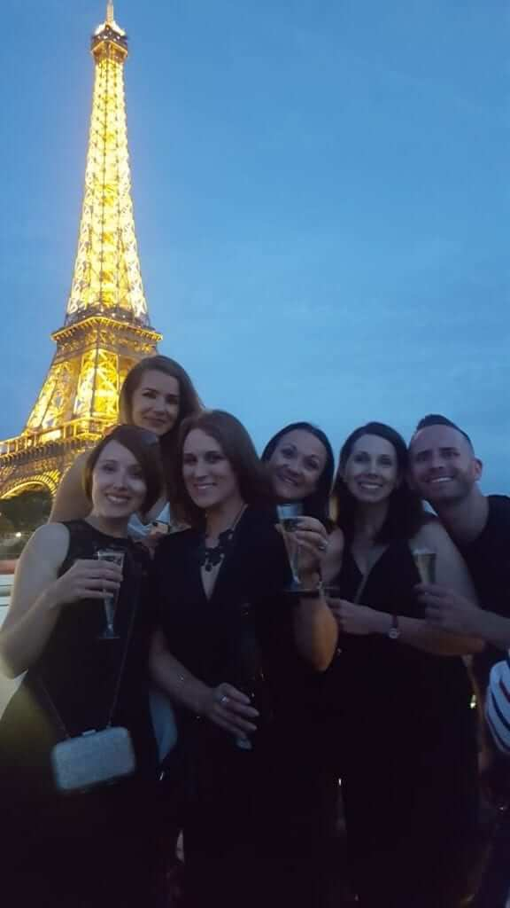 hen party paris