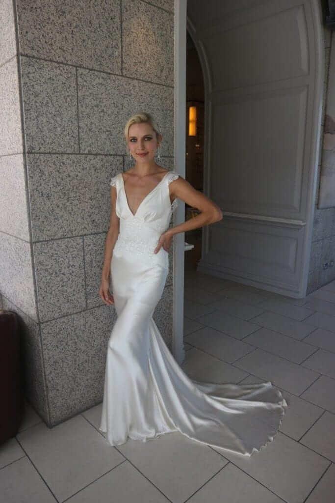 wedding looks on xpose sara kennedy