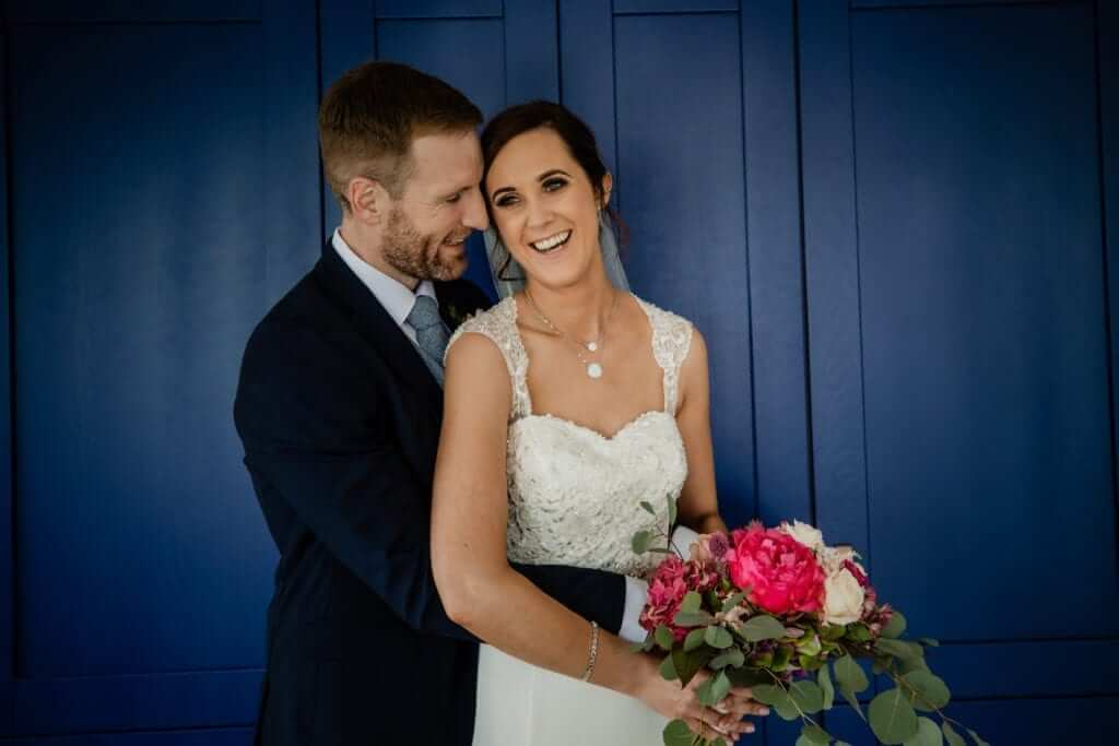 Loughrea hotel real wedding