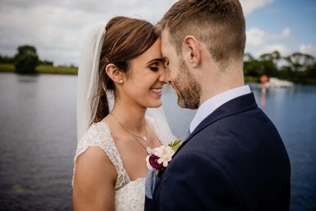 Loughrea hotel real wedding