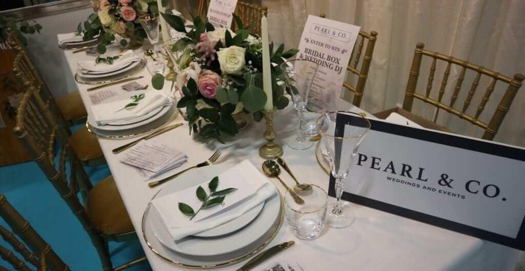 wedding decor trends 2019