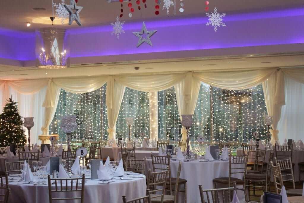 Fairy Lights In Windows-Ballymascanlon-Hotel-min