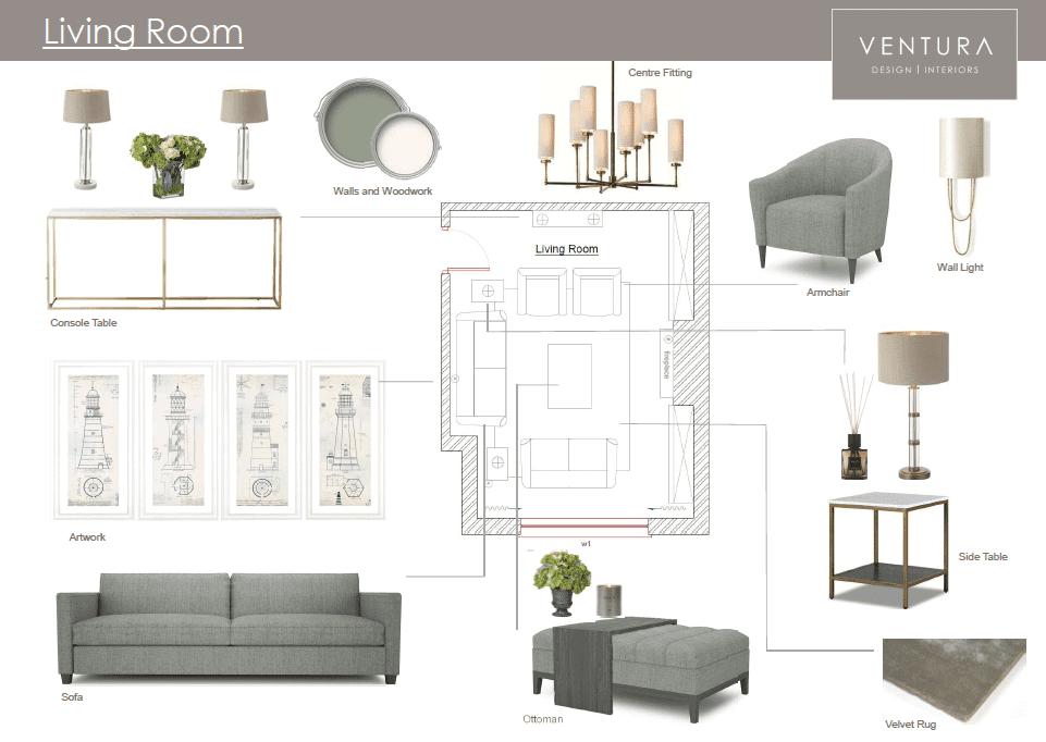 Wedding Registry with Ventura Design