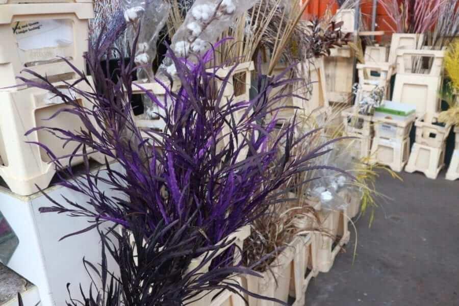 diy wedding flower smithfield market