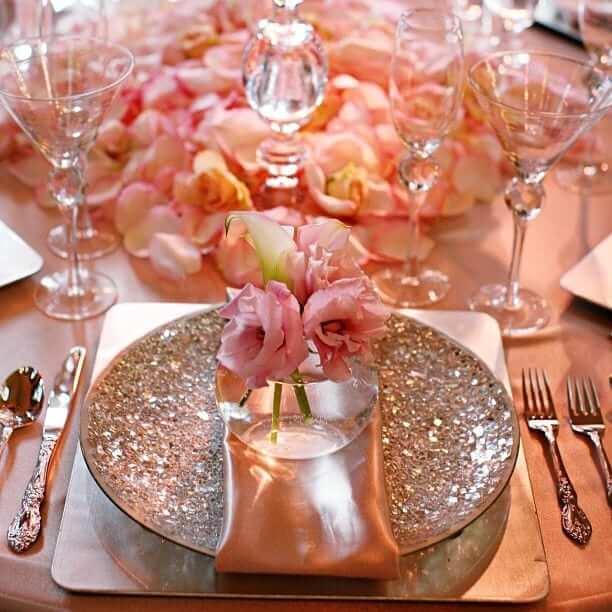 Coral Wedding Theme Irish Wedding Blog