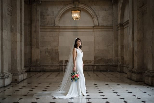Wedding Classic Elaine Barker3-min