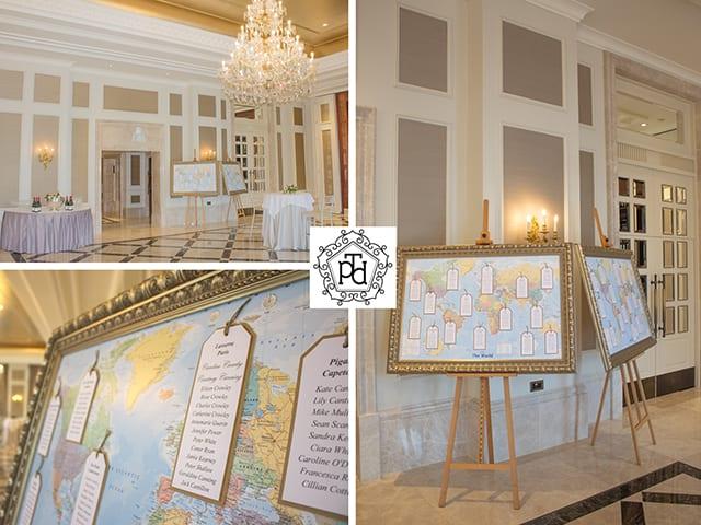 Wedding Table Plan Designs