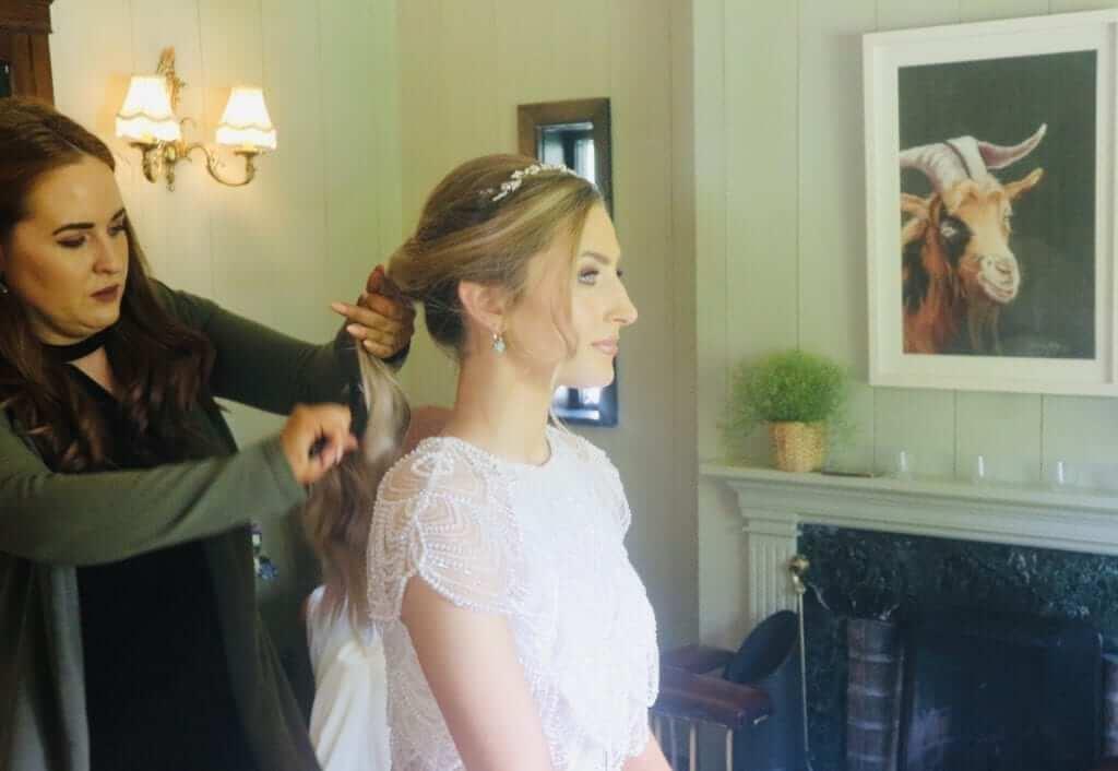 rebecca finegan hair stylist