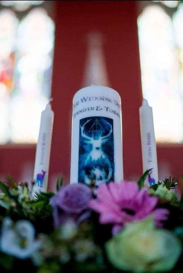 wogan secrets candles