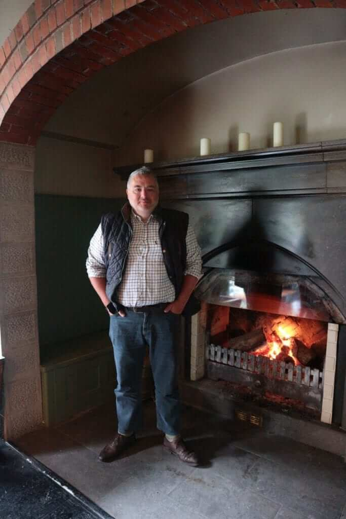 chef richard corrigan
