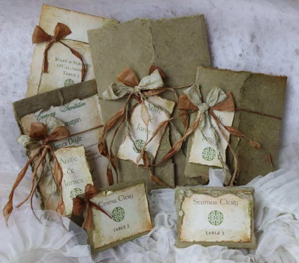 Eco Plantable Invitation Set Boyne copy 2