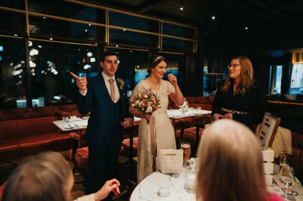 covid 19 wedding
