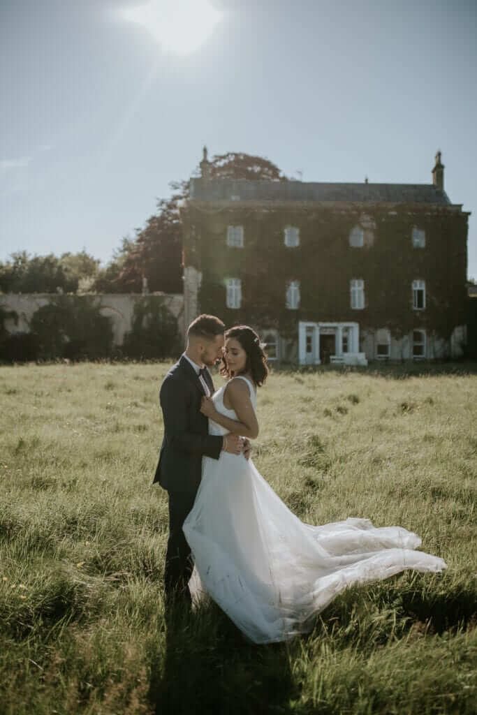 killyon manor wedding venue