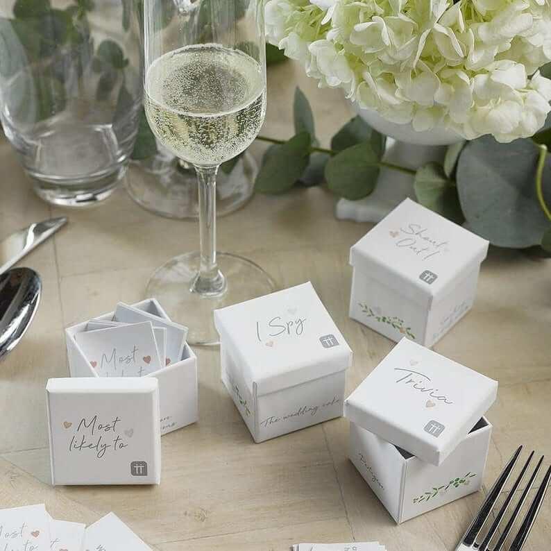 etsy wedding favours