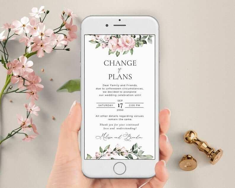 Change of Date Digital Version