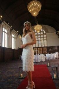 Alice May Bridal- Midi Dress