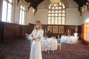 Kadee Bride – Bridal jump suit