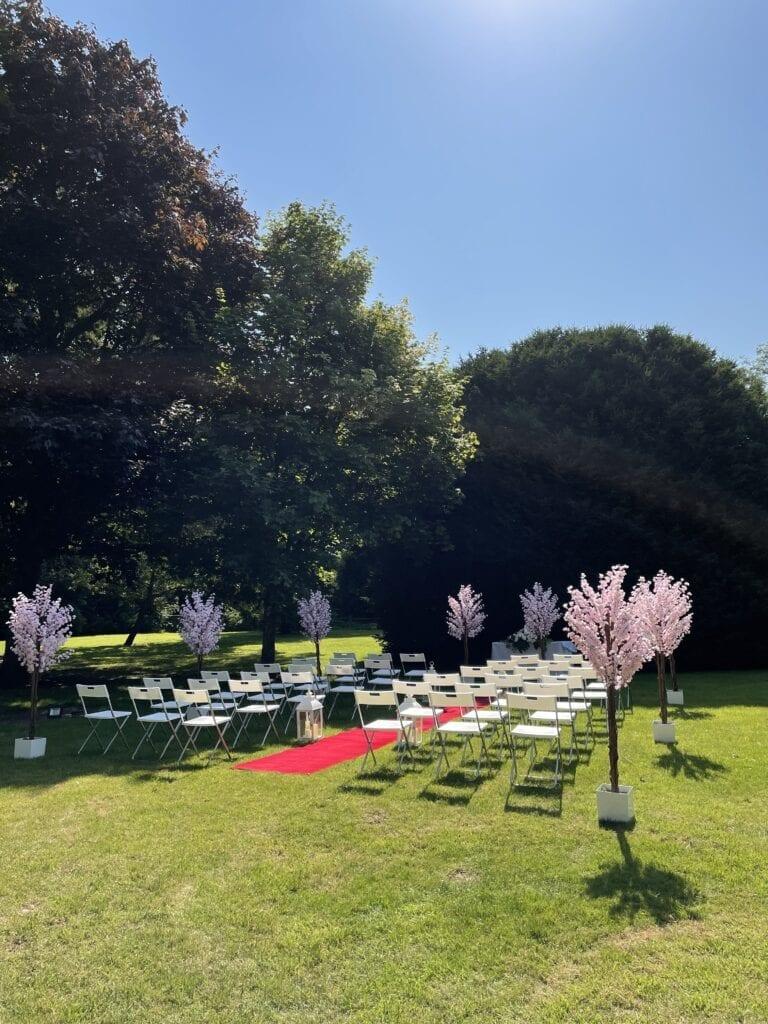 roganstown hotel wedding ceremony